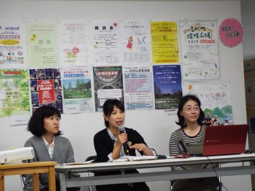協働のまちづくり活動支援事業選考会